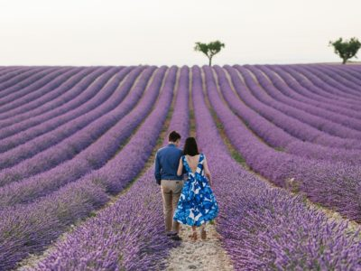 Engagement in Provence