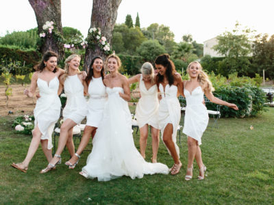 Destination Wedding in Saint Tropez