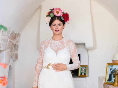 Colourful Apulian Wedding